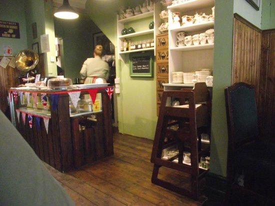 The Blitz Tearoom: photo 11