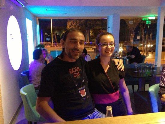 Benzai Sushi Bar: :