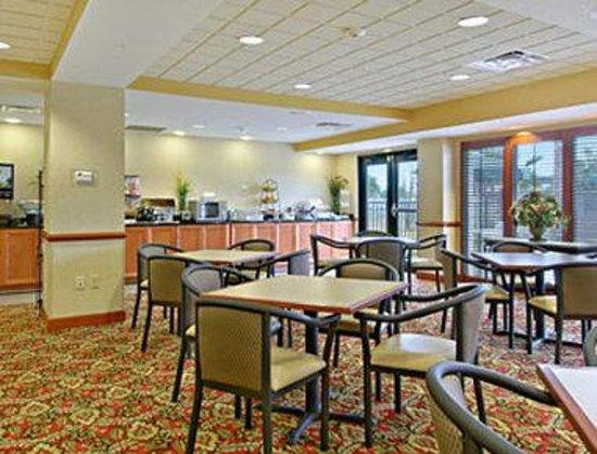 Wingate by Wyndham St Augustine: Breakfast Area