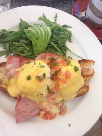 Cafe Fresq: The breakfast special.