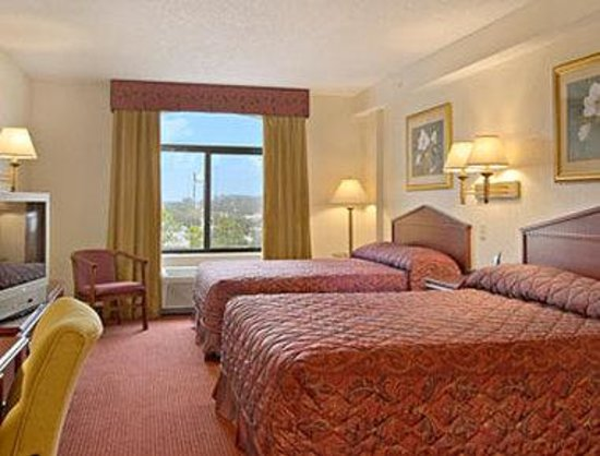 Wingate by Wyndham St Augustine: Standard Two Queen Bed Room