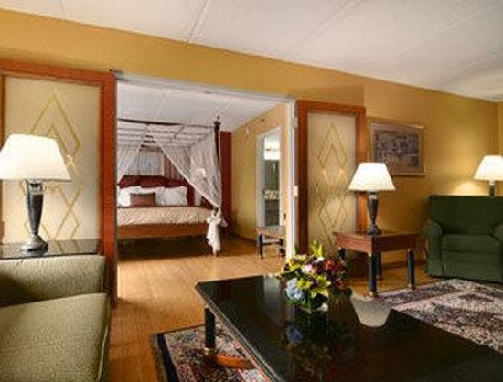 Wingate by Wyndham Atlanta/Buckhead: Suite with Canopy Bed