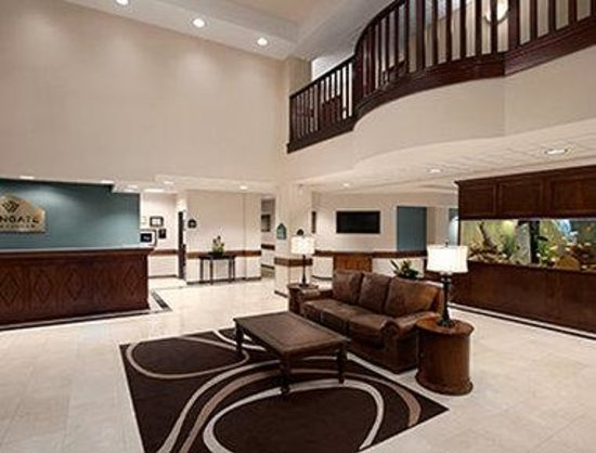 Wingate by Wyndham Round Rock Hotel & Conference Center: Lobby