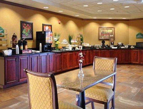 Wingate by Wyndham Abilene: Breakfast Area
