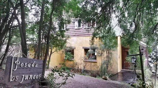 Los Juncos - Lake House: Una ubicación ideal para descansar