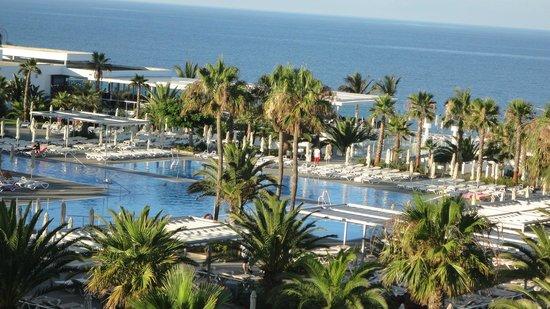 ClubHotel Riu Gran Canaria: Jolie vue de la chambre