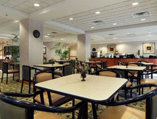Wingate by Wyndham Cleveland: Breakfast Area