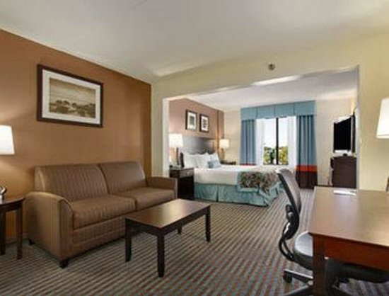 Wingate by Wyndham Wilmington: 1 King Bed Room