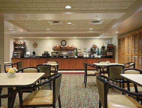 Wingate by Wyndham Lexington: Breakfast Area