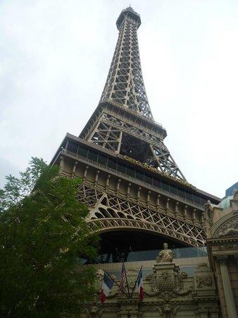Paris Las Vegas : Eiffel tower