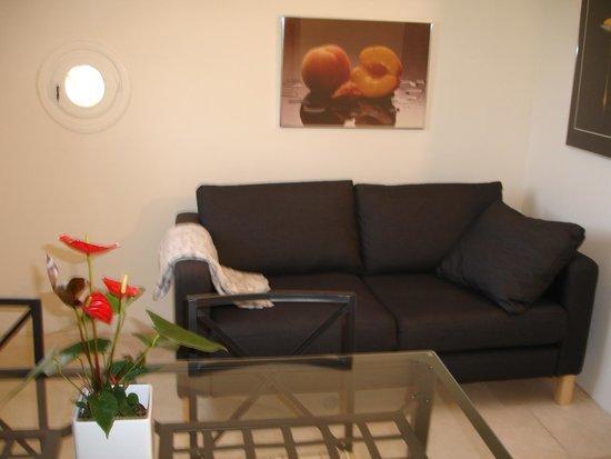 Les Armoiries: Apartment living