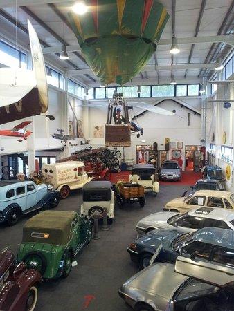 Lakeland Motor Museum: Photo taken from photo point