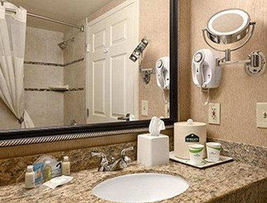 Wingate by Wyndham Little Rock: Bathroom