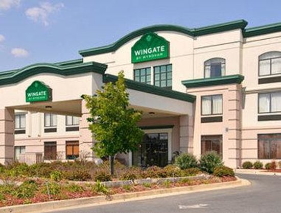 Wingate By Wyndham West Monroe Updated 2018 Prices Hotel Reviews La Tripadvisor