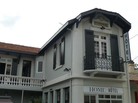 hotel home d 39 arcachon voir les tarifs 62 avis et 34 photos. Black Bedroom Furniture Sets. Home Design Ideas