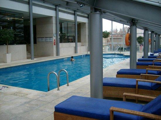 Sheraton Mendoza Hotel: Pileta climatizada