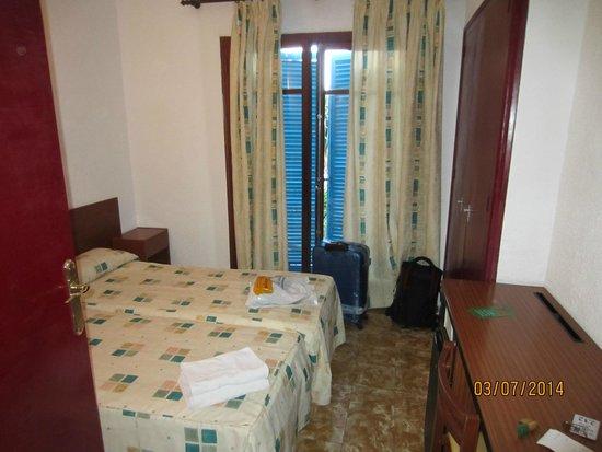 H·TOP Planamar : Комната