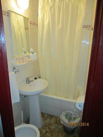 H·TOP Planamar : Ванная комната
