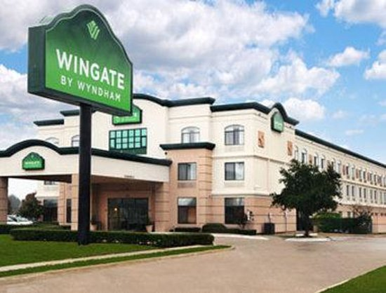 Wingate by Wyndham DFW / North Irving: Welcome to the Wingate by Wyndham, Irving
