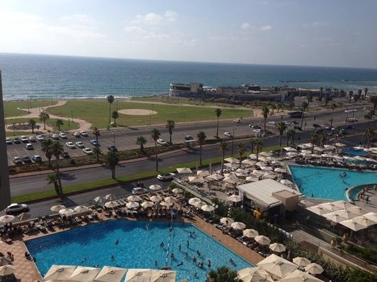 Dan Panorama Tel Aviv: What a view!!