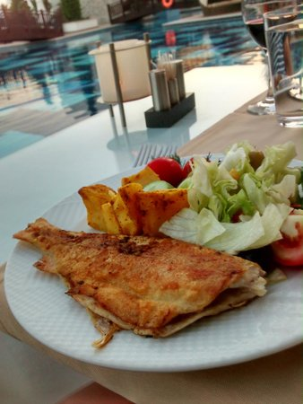 Sensimar Belek Resort & Spa: dinner