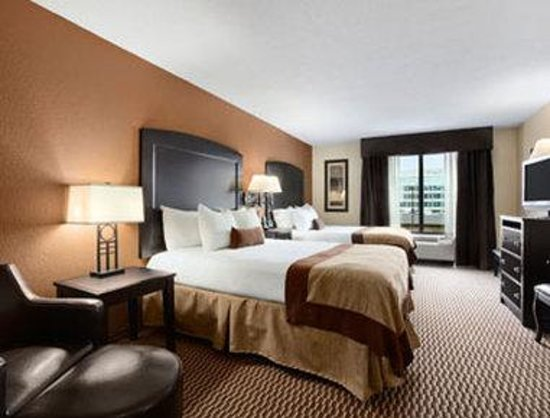 Wingate by Wyndham Charleston: Standard Two Double Bed Room