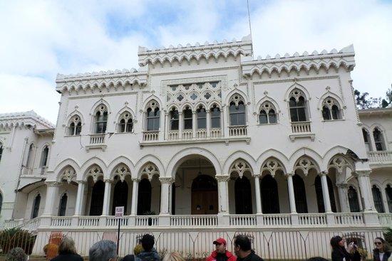 Quinta Vergara: Danificado pelo terremoto