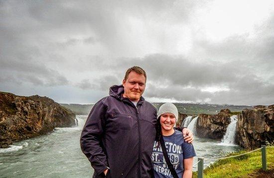 Gateway to Iceland : Waterfall