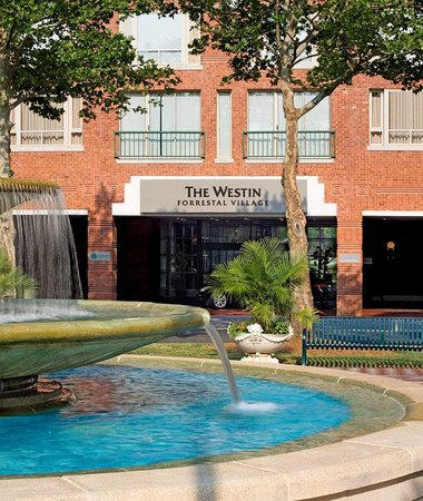 The Westin Princeton at Forrestal Village: Exterior