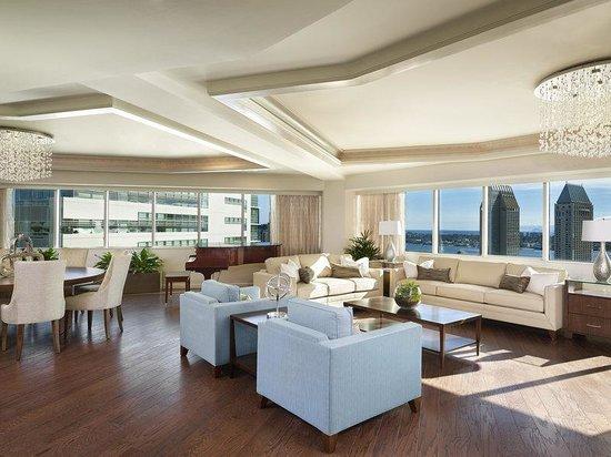 The Westin San Diego: Presidential Suite