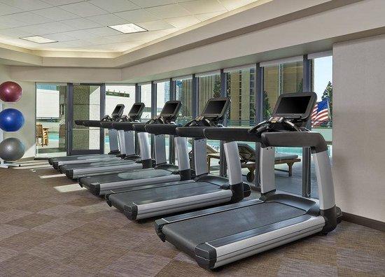 The Westin San Diego: Fitness Center