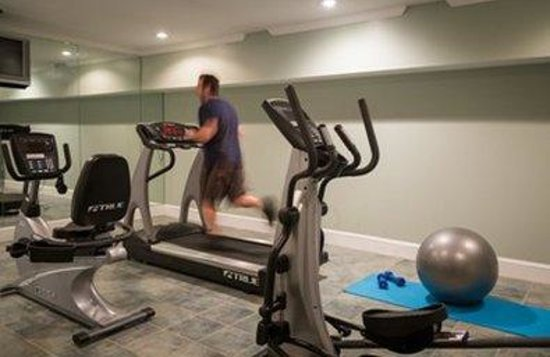 Saratoga Arms: Exercise Room