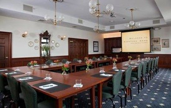 Saratoga Arms: Large Meeting Room