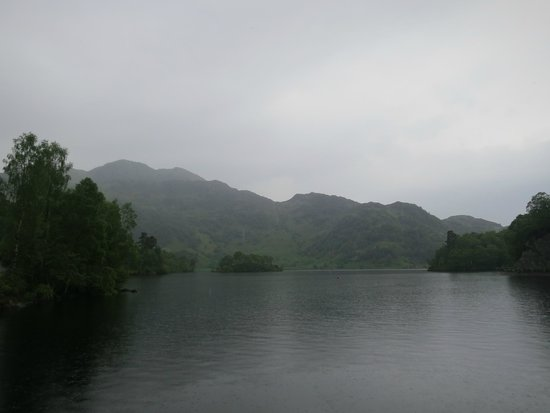 The Hairy Coo - Free Scottish Highlands Tour : Loch Katrine