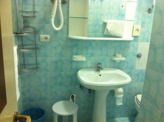Residence Hotel Paradiso: Bagno