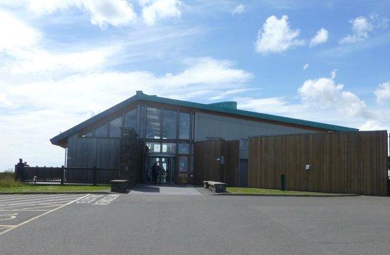 Whitelee Wind Farm Visitor Centre: visitor centre