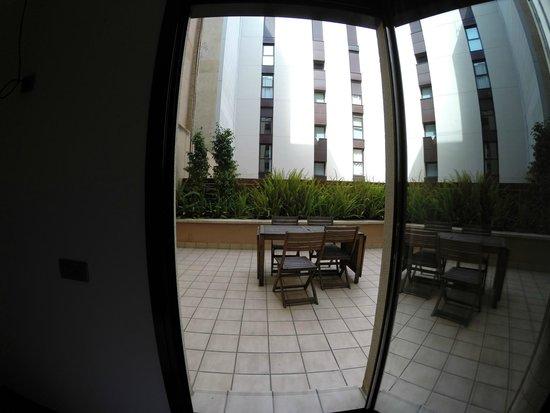 Inside Barcelona Apartments Mercat: Egen uteplats