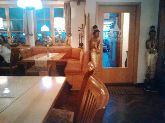 Chada Thai: une vue de la salle