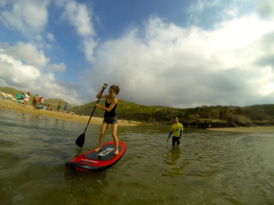 7 Essencia Surf & Bodyboard School: A Stand up Paddle Class