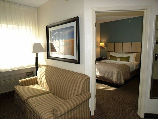 Candlewood Suites Chicago O'Hare: One Bedroom Suite