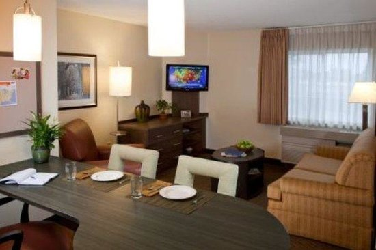 Candlewood Suites Atlanta / Gwinnet Place: One Bedroom Suite