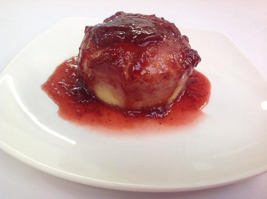 The Pudding Shop& Kitchen Cafe: Jam Pud!