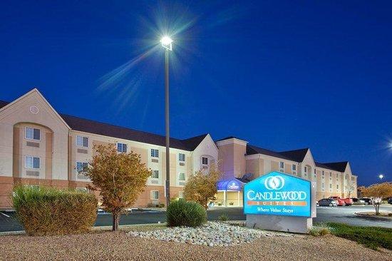 Candlewood Suites Albuquerque: Hotel Exterior