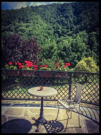 B&B Cà Maranghi : View from Romantic Room