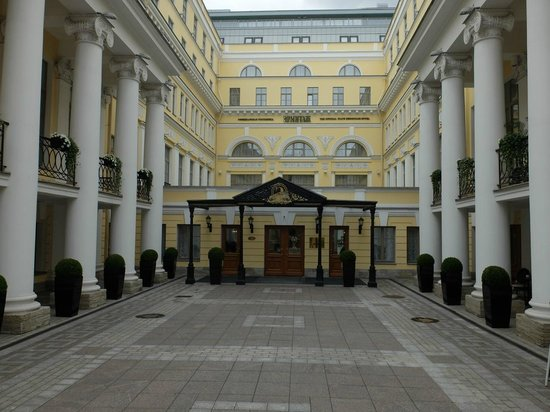 The State Hermitage Museum Official Hotel : Hotel