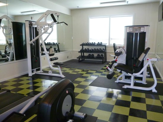 Lone Star Court: Fitness center