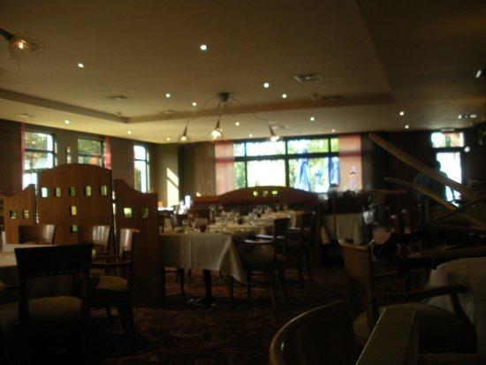 Silva Hotel Spa - Balmoral : salle a manger
