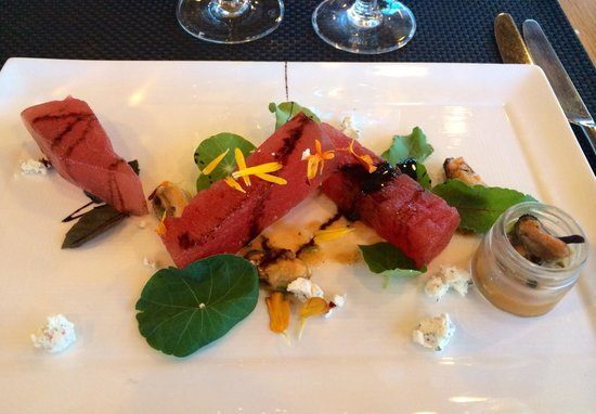 Benchmark Restaurant at Niagara College: Appetizer