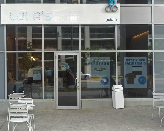 Photo of Restaurant Lola's Gelato at 14b Brookers Lane, Toronto M8V 0A4, Canada