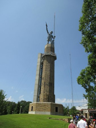 Vulcan Park and Museum: The Vulcan